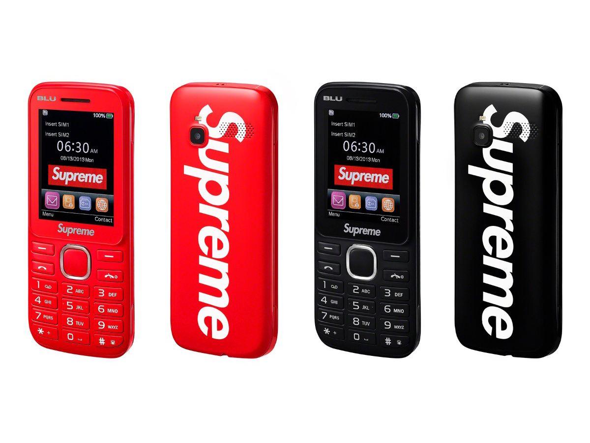 Das Supreme-Handy kann nicht viel und wird trotzdem ein Renner