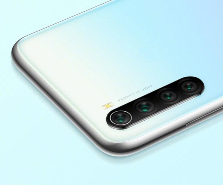 Xiaomi Redmi Note 8 48 MP Kamera Header