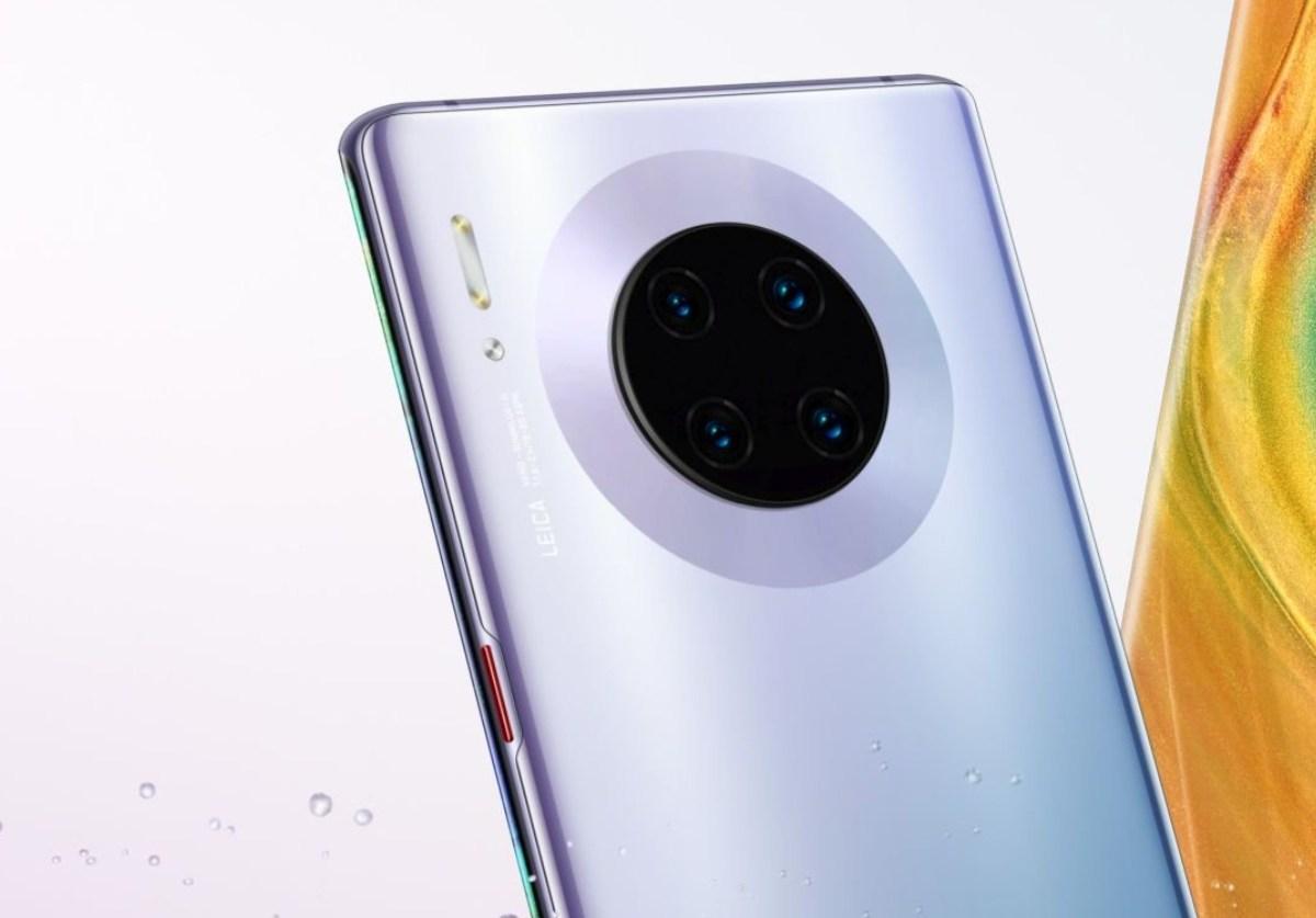 Mate 30 Pro Kamera