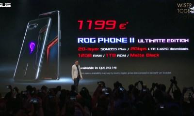 ASUS ROG Phone 2 UE