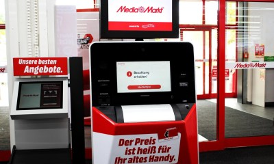 MediaMarkt Alt-Smartphone Automat