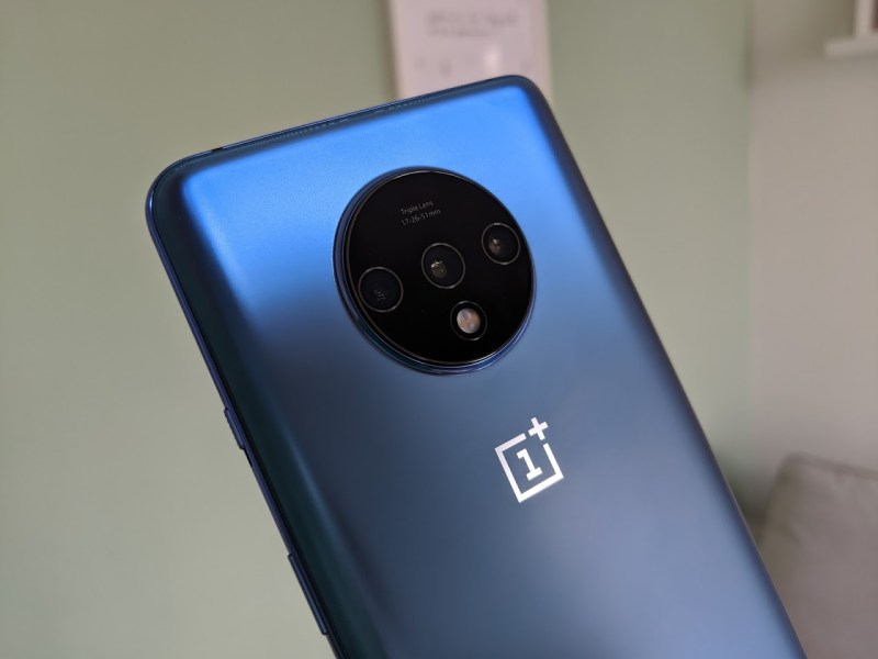 OnePlus 7T Test Header