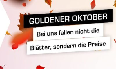 Saturn Goldener Oktober