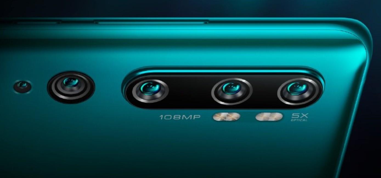 Angekündigt: Mi CC9 Pro hat 5 Kameras und löst mit 108 MP auf