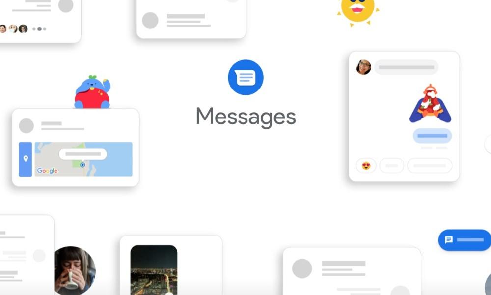 Google Messages Titelbild Header
