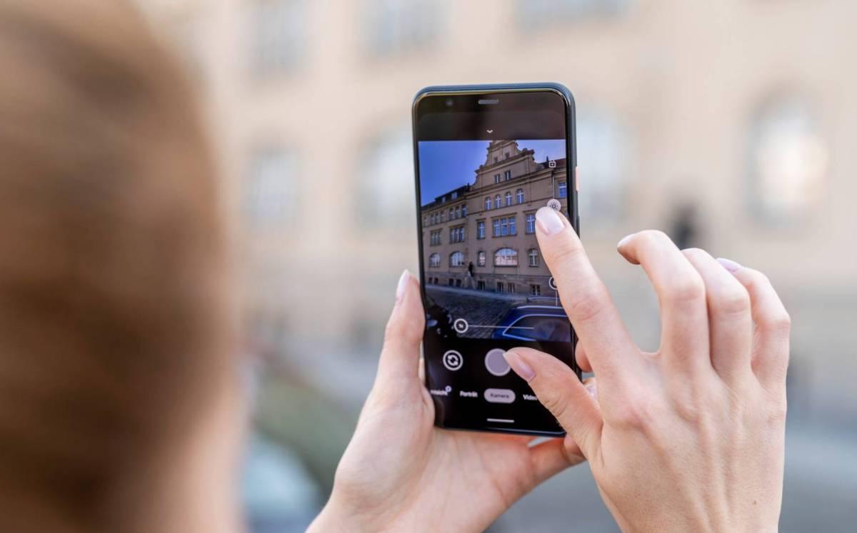 Google Pixel 4 Google Kamera App Header Titelbild