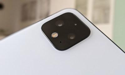 Google Pixel 4 Kamera Titelbild Header