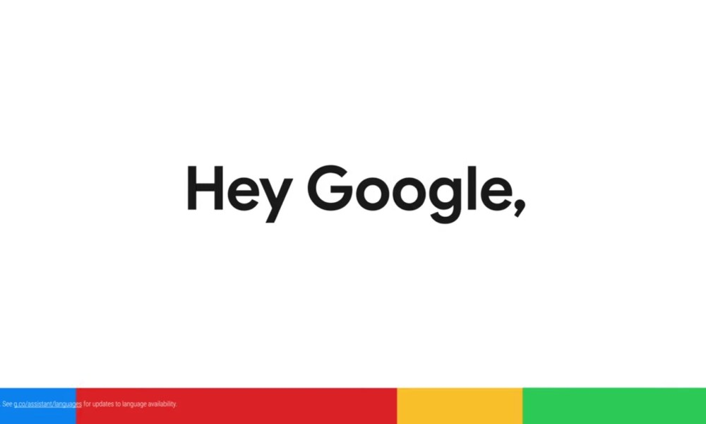 hey Google Assistant Header Titelbild