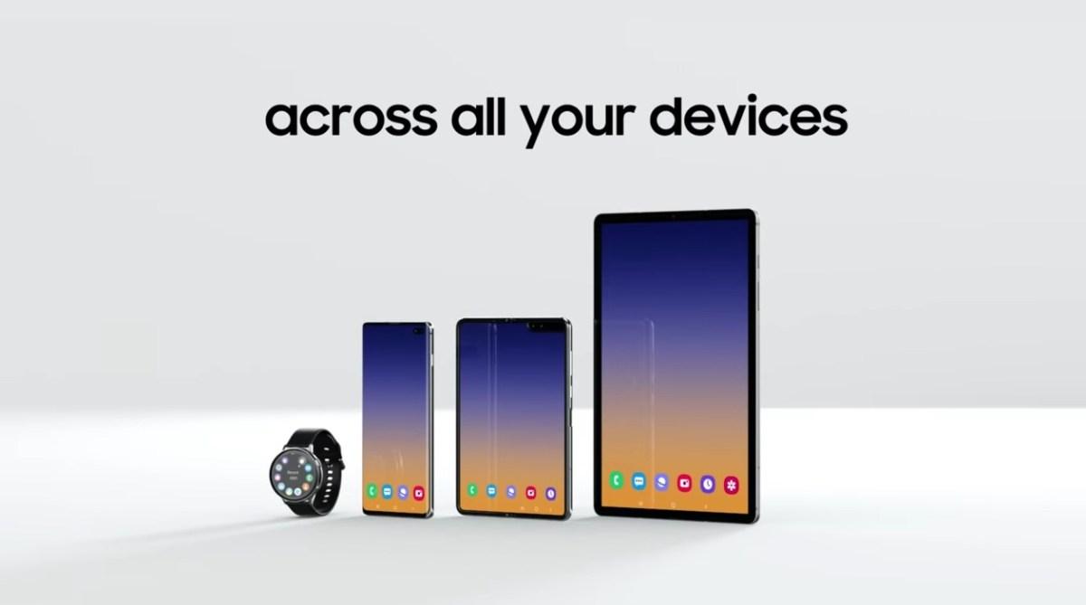 Samsung One UI 2 Titelbild Header