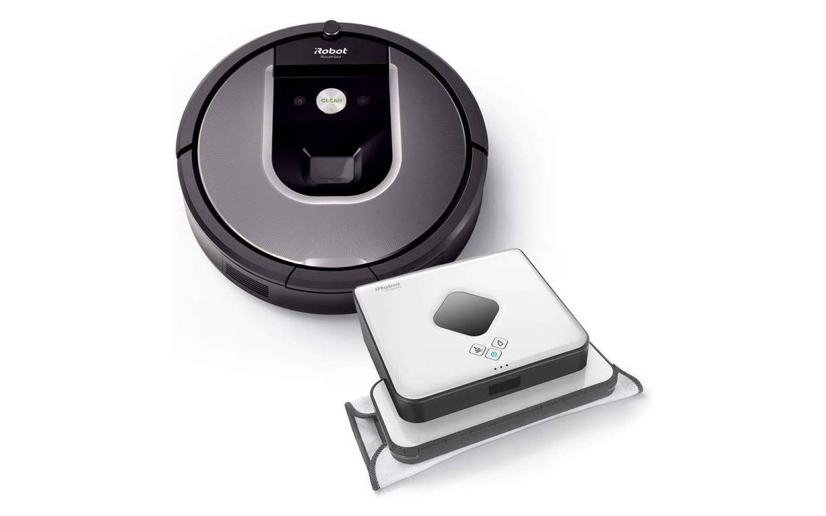 Roomba 960 und Braava 390T