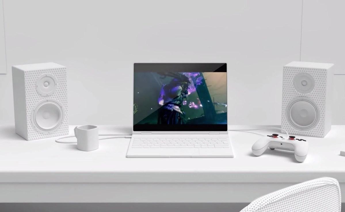 Stadia PC Header Titelbild