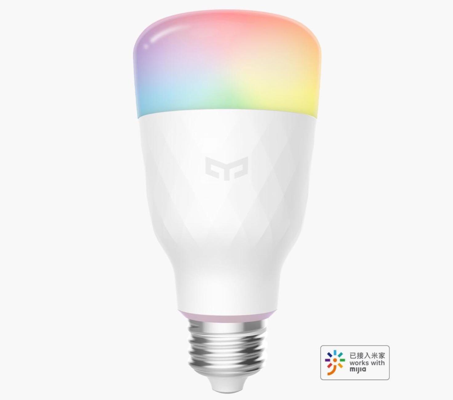 Yeelight 1S: Smarte LED verbraucht weniger Strom