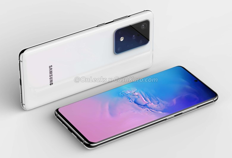Samsung Galaxy S11 Plus Leak