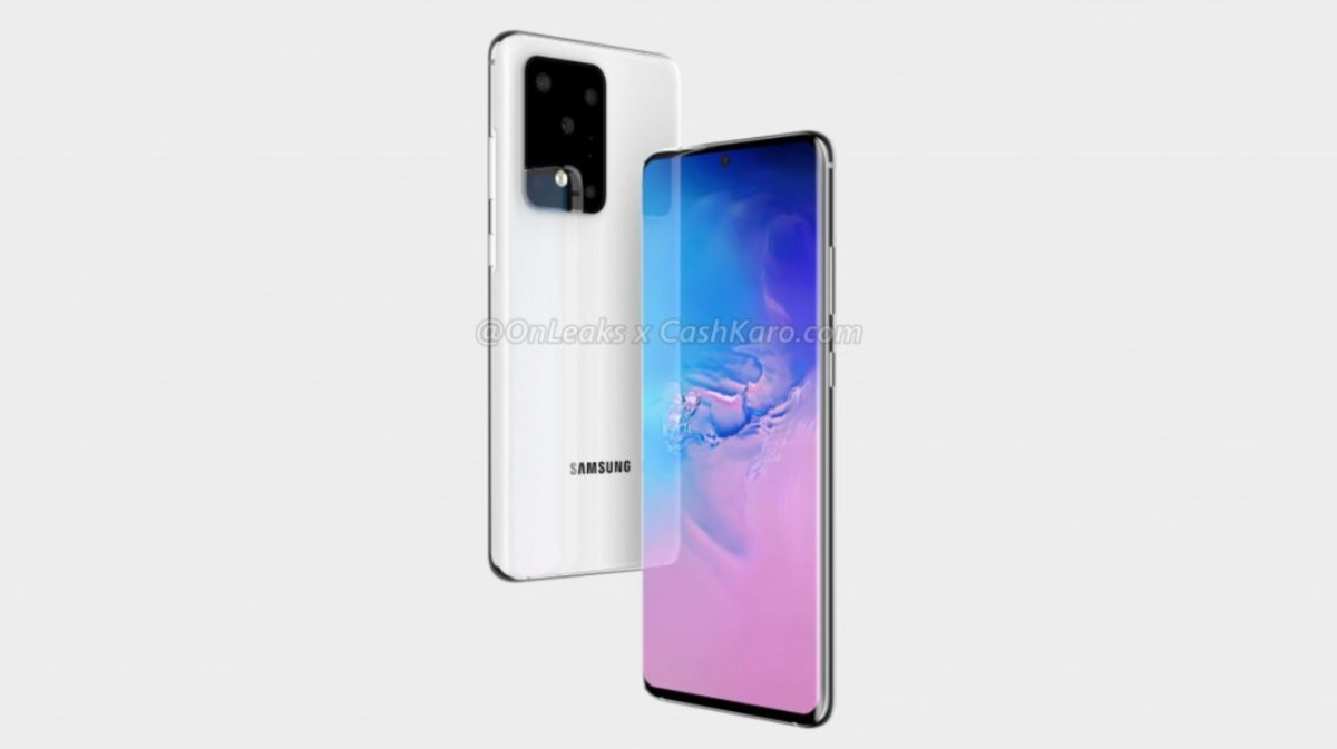 Samsung Galaxy S11 Plus Leak