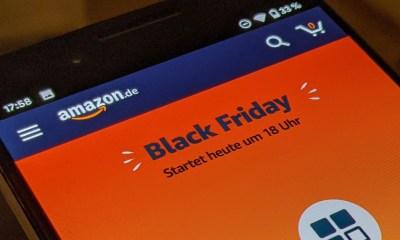 Amazon Black Friday 2019 Titelbild