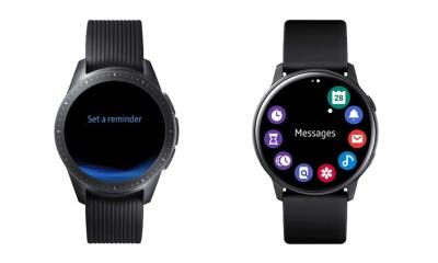 Galaxy Watch und Watch Active Update Nov 19