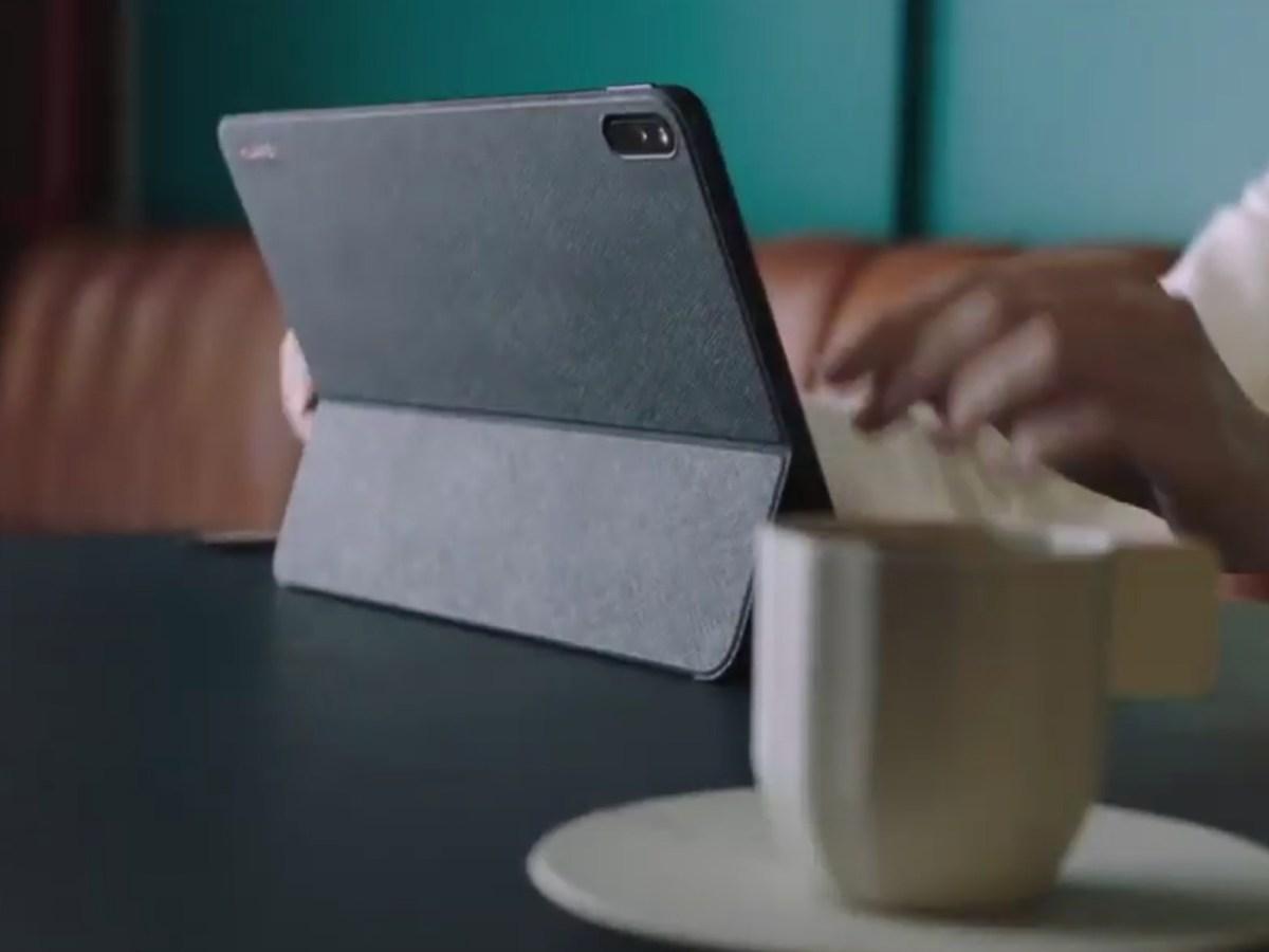 Huawei Matepad Pro Case Teaser