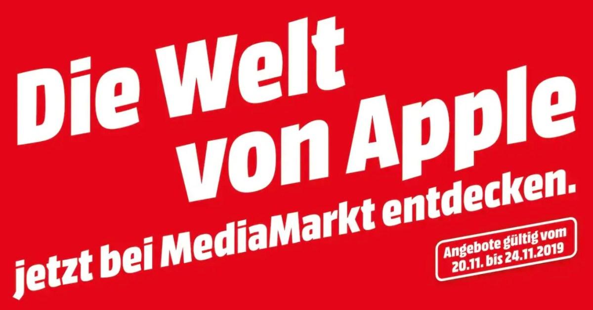 MediaMarkt Apple Prospekt