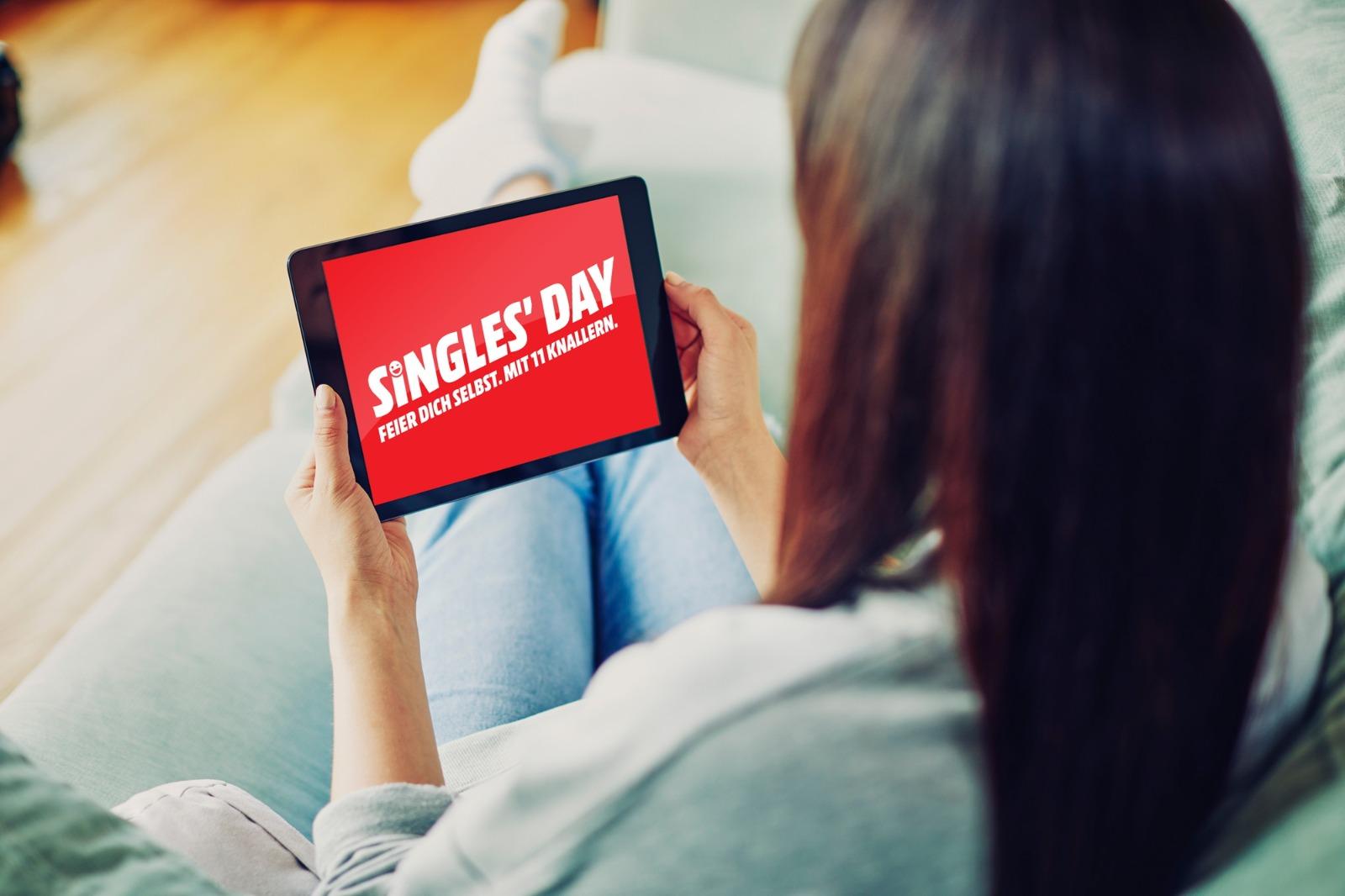 Singles Day Angebote bei MediaMarkt & Saturn: Huawei P30, Xiaomi Mi 9, Google Pixel 3a und mehr