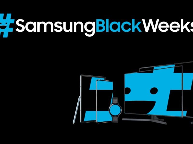 Samsung Black Weeks 2019