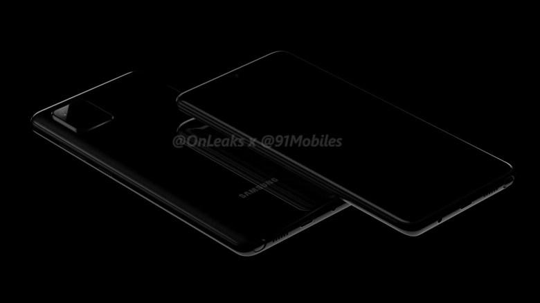 Samsung Galaxy Note 10 Lite Galaxy A81 Leak