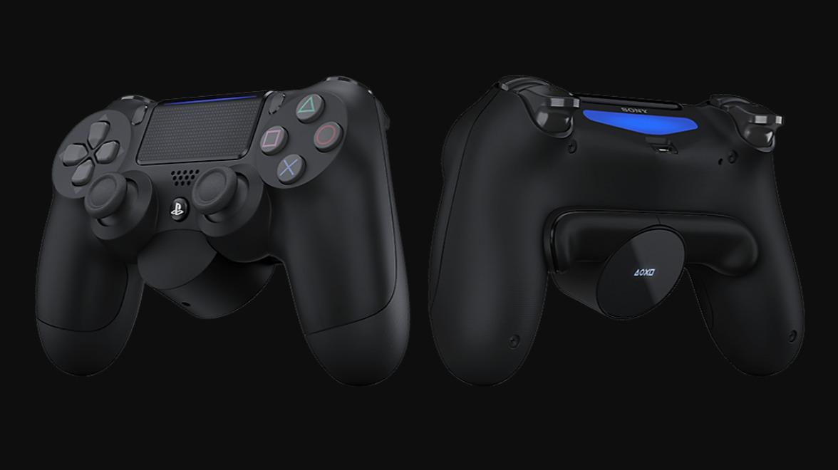 PlayStation 4 Dualshock 4 Erweiterung