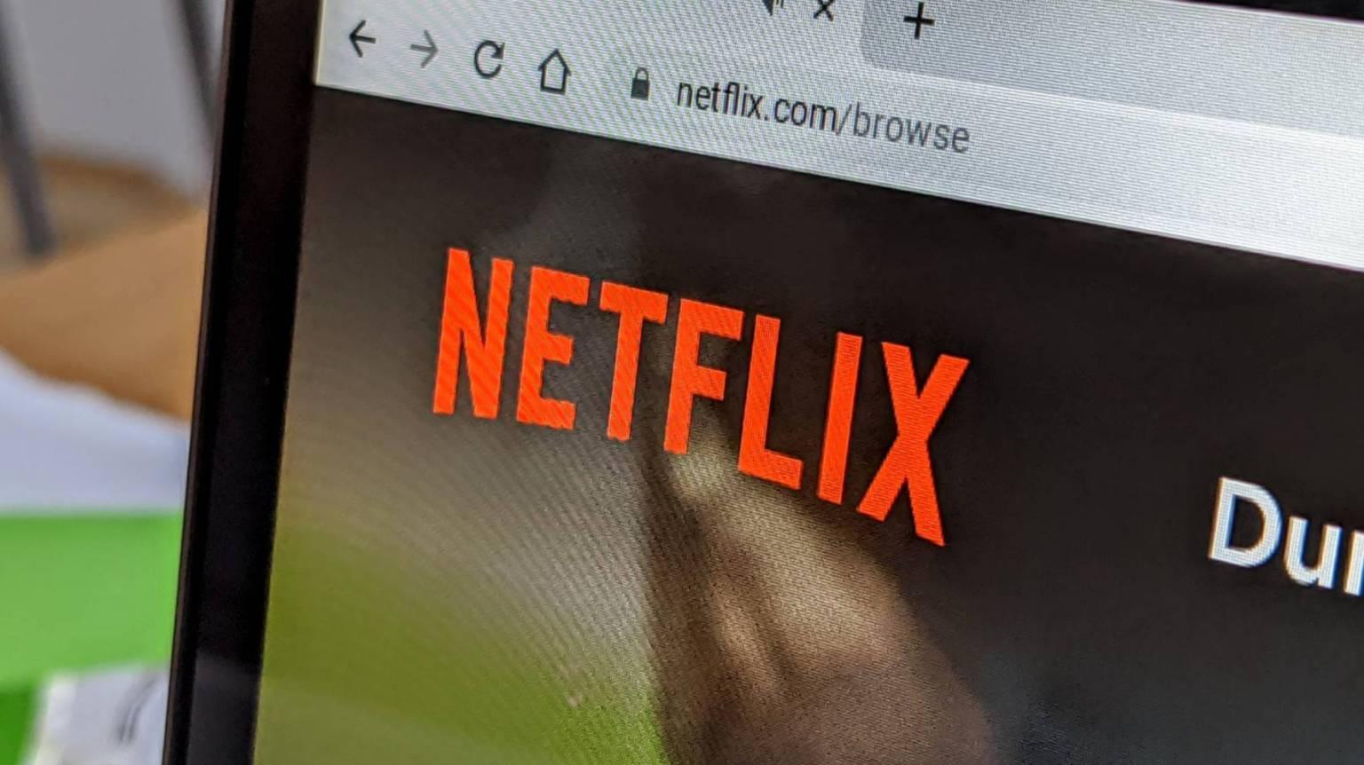 Netflix Logo Schriftzug Header Titelbild
