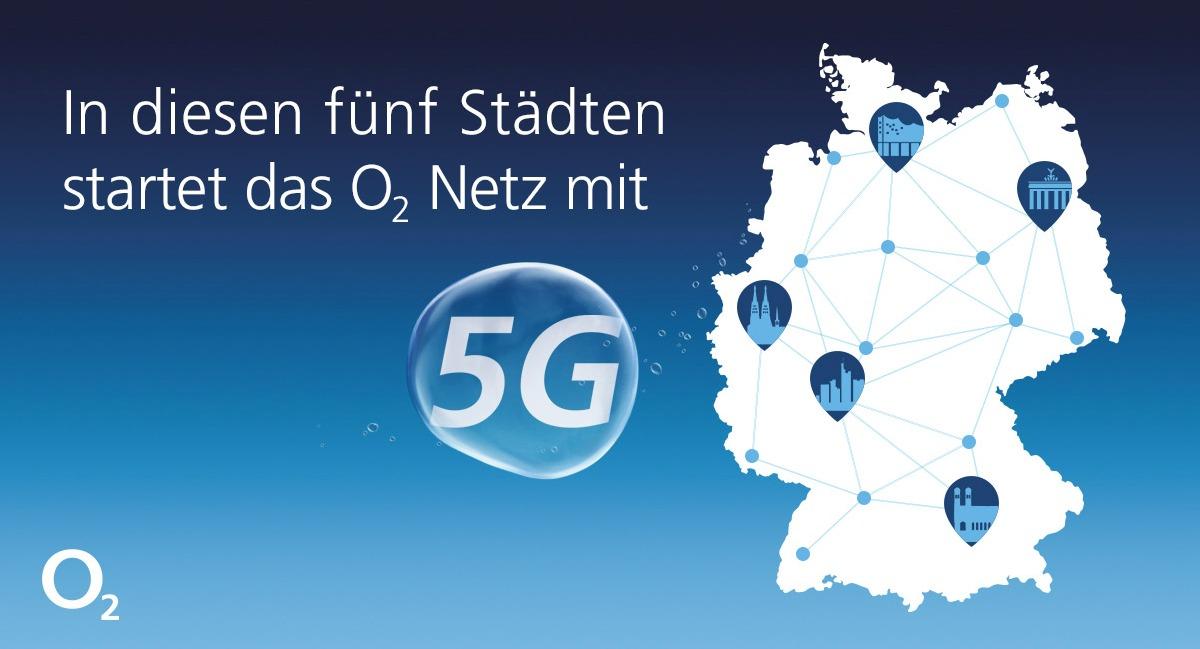 O2 5G Start