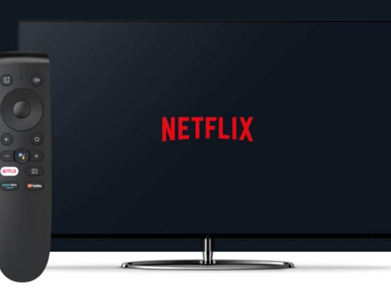 OnePlus TV Netflix