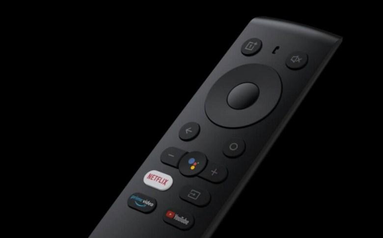 OnePlus TV neue Fernbedienung