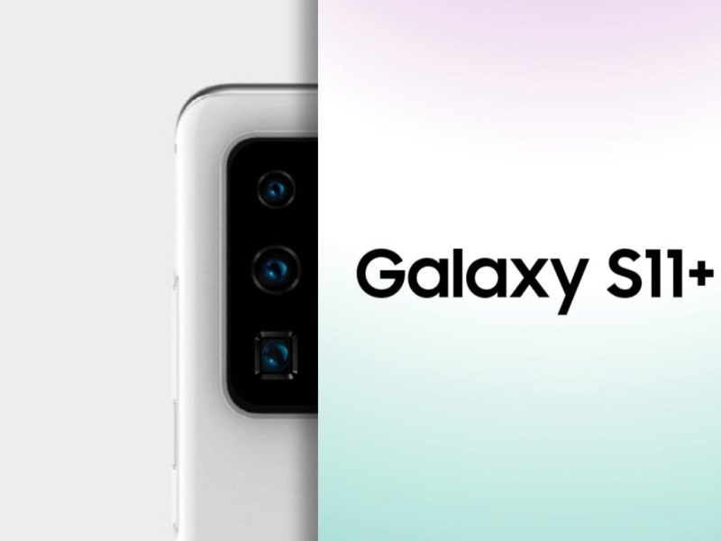 Samsung Galaxy S11 Plus Kamera Leak