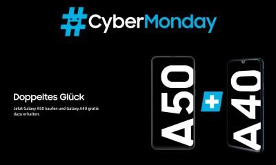 Samsung Galaxy A50 A40 Cyber Monday
