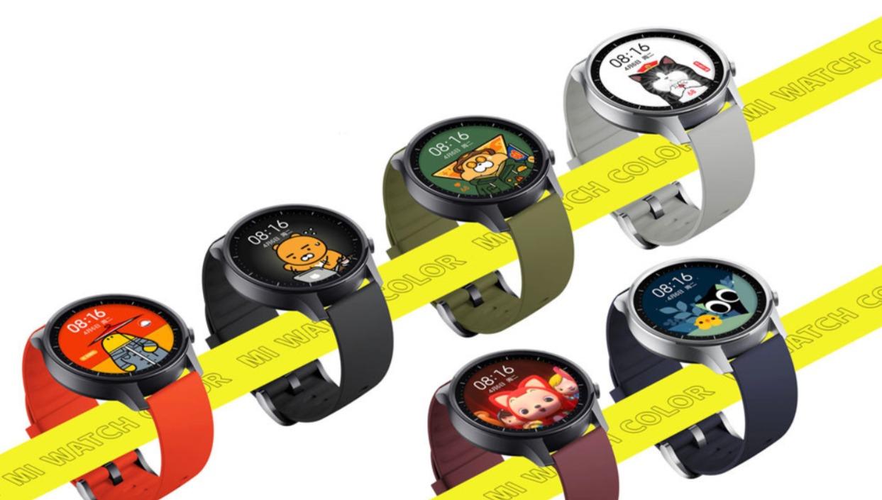 Xiaomi-Tochter: Smartwatch von Redmi ist unterwegs