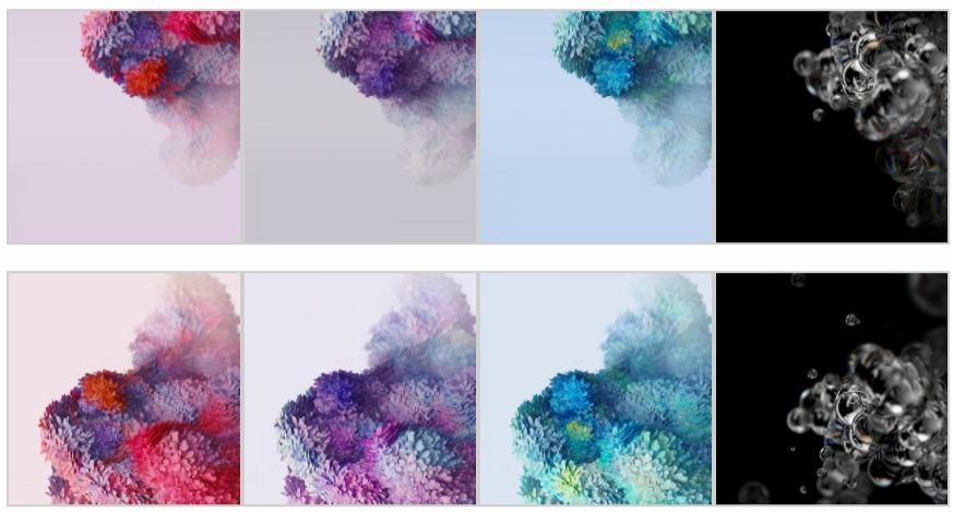 hintergrundbilder des samsung galaxy s20 download samsung galaxy s20 download
