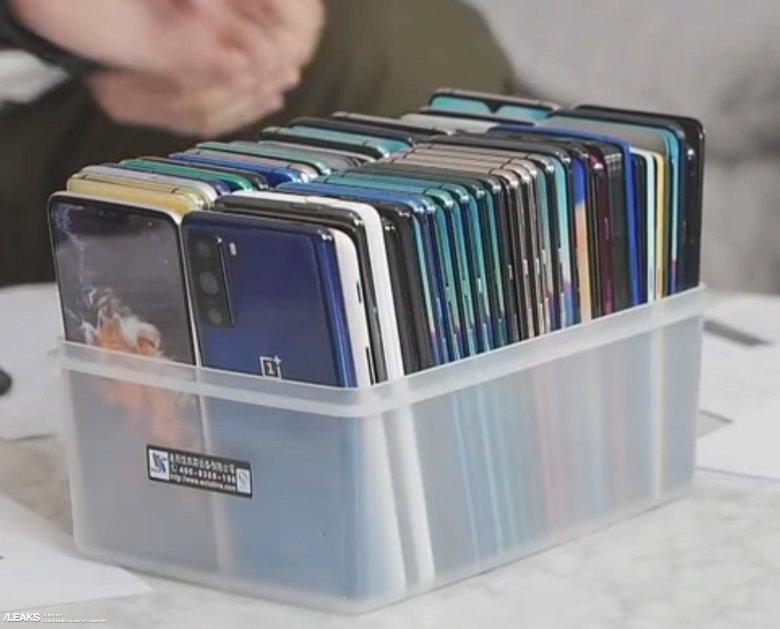 OnePlus 8 Lite Leak
