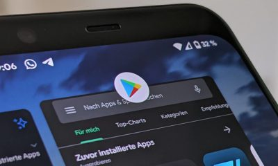 Google Play Store Header Titelbild