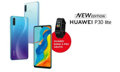 Huawei P30 Lite New Edition Band 4 Pro