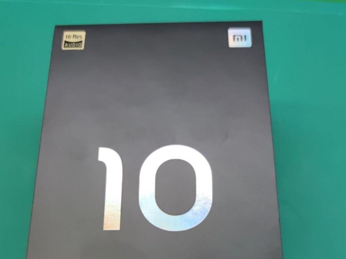 mi 10 pro ovp