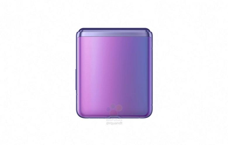 Samsung Galaxy Z Flip Leak4