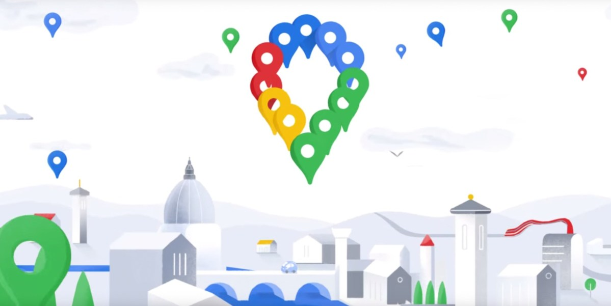 Google Maps Header Titelbild 2020