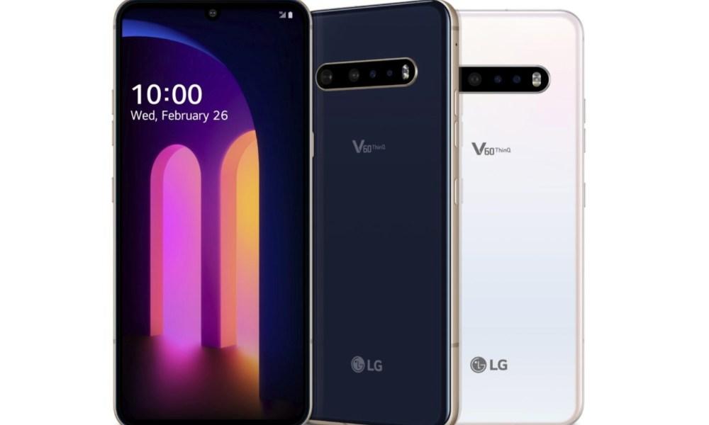 LG V60 ThinQ 5G vorgestellt: 8K-Videos, 5000 mAh Akku und mehr