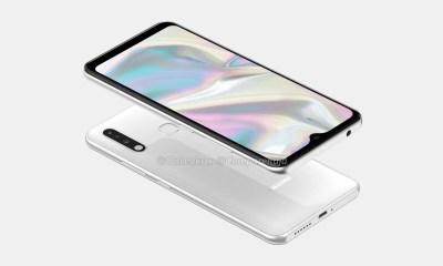 Samsung Galaxy A70e Leak