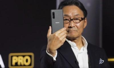 Sony Xperia Pro Event 2