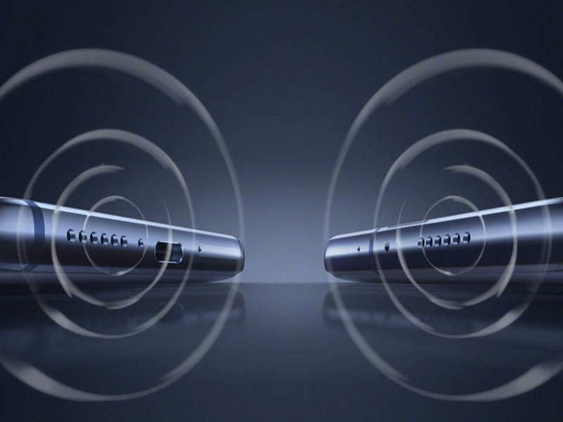 Xiaomi Mi 10 Lautsprecher