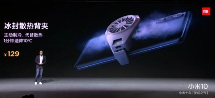 Xiaomi Mi 10 Lüfter