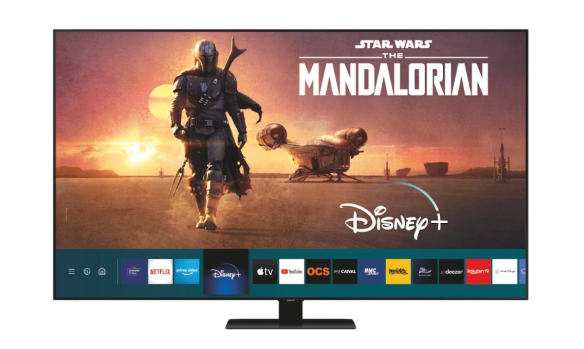 Disney Plus Samsung Tv Header