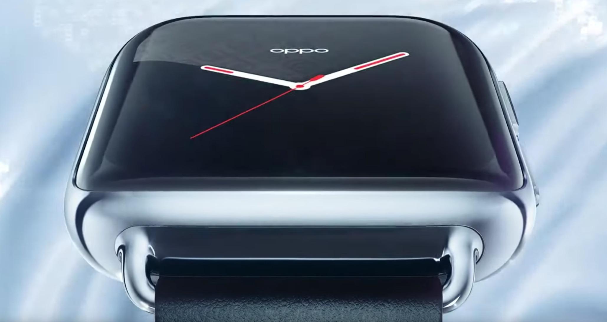 Oppo Watch mit Wear OS für Deutschland angekündigt