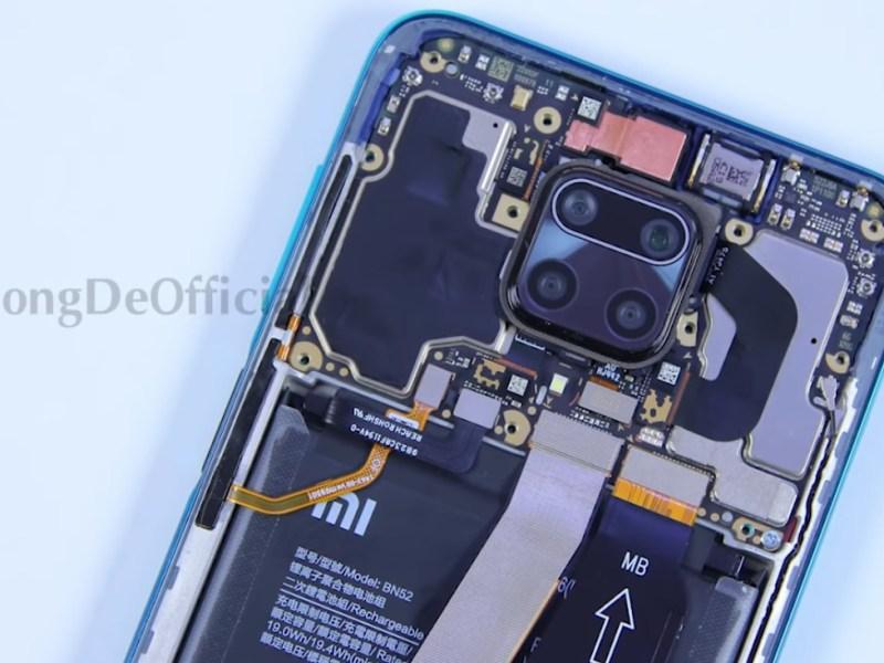 Redmi Note 9 Pro Leak