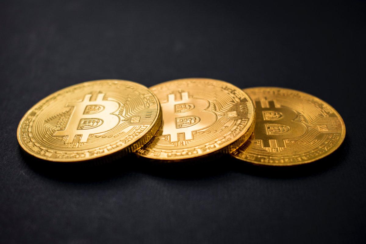 Bitcoin Crypto Head