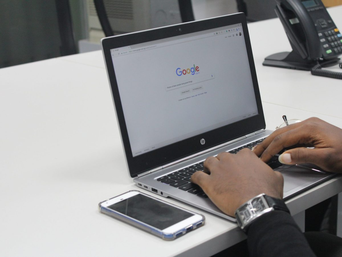 Google Suche Head